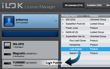 iLok com - iLok License Manager